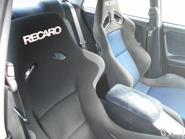 BUCKET SEATS FROM JZX100 INTERIOR