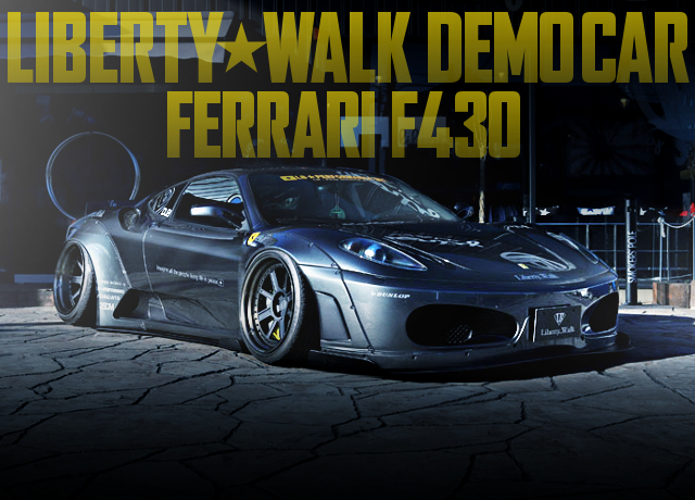 LIBERTY WALK DEMOCAR F430