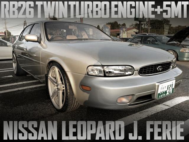 RB26 SWAP LEOPARD J FERIE