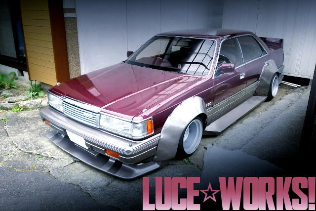 MAZDA LUCE WORKS WIDEBODY