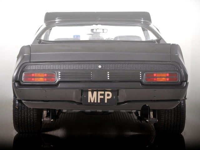 BACK TAIL LIGHT V8 INTERCEPTOR