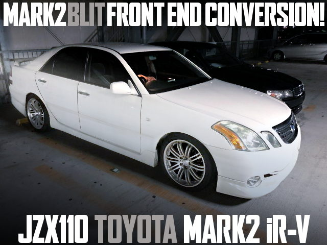 BLIT FRONT END JZX110 MARK2