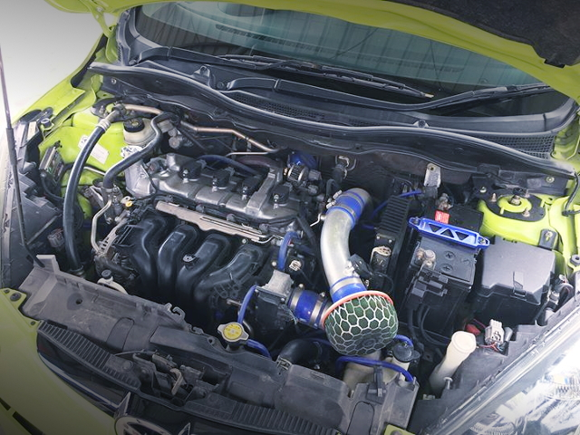 ZY-VE 1500cc ENGINE WITH TURBO
