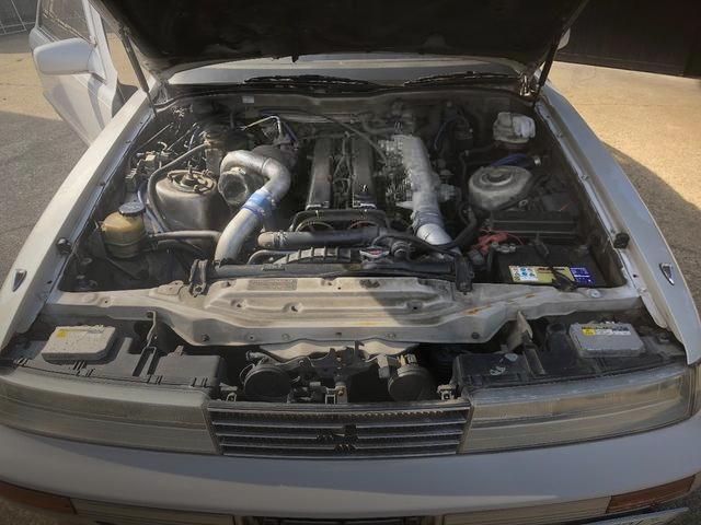 1JZ-GTE ENGINE