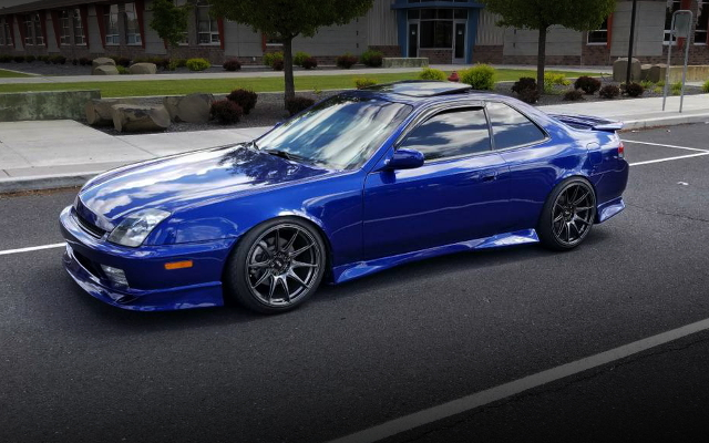 FRONT EXTERIOR 5TH GEN PRELUDE