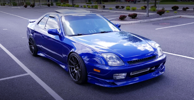 FRONT FACE 5TH GEN PRELUDE