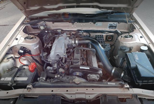 RB25DE 2500cc ENGINE