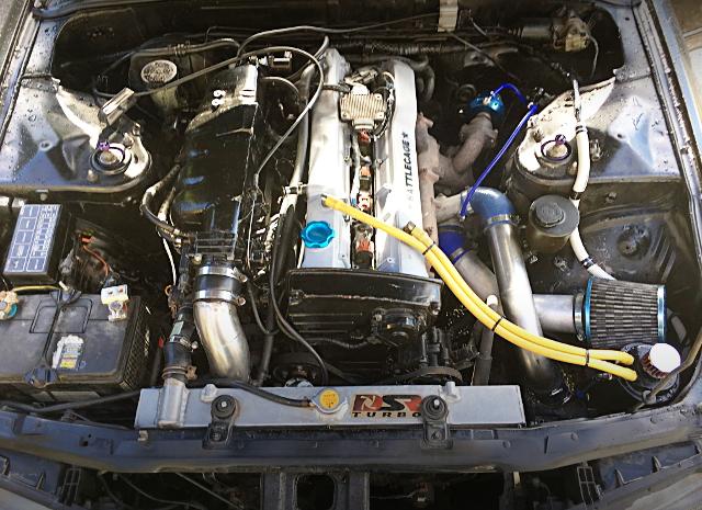 RB30DET 3000cc TURNO ENGINE