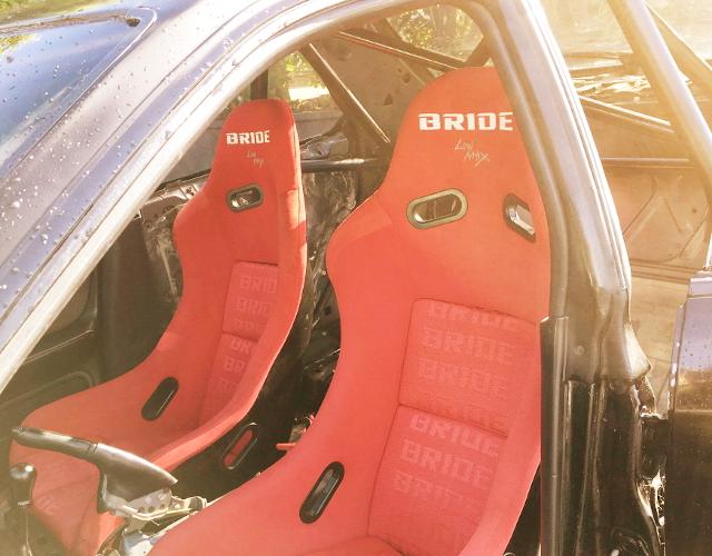 BRIDE FULL BUCKET SEATS