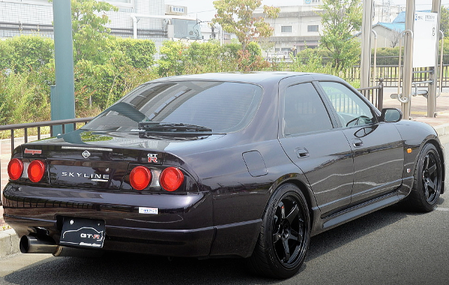 BACK TAIL LAMP R33GTR 4-DOOR