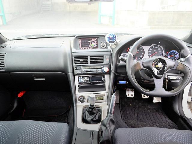 DASHBOARD R34 GT-R