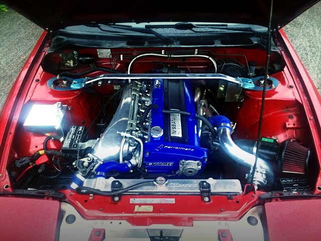RB20DET 2000cc TURBO ENGINE