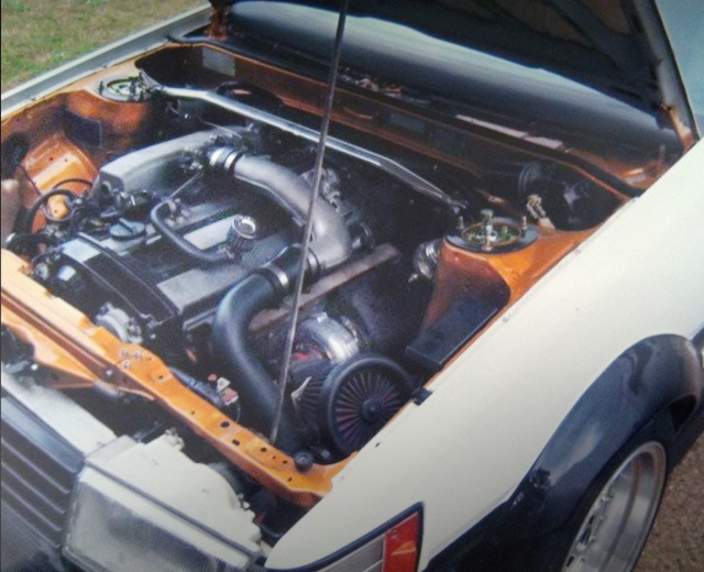 RB25DET TURBO ENGINE SWAP FROM AE86