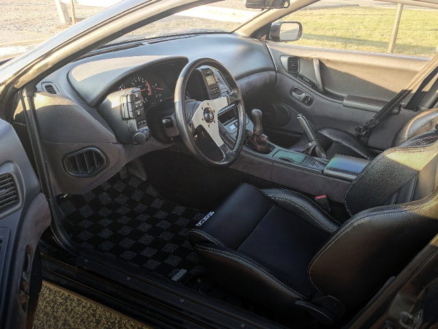 INTERIOR DASHBOARD FROM Z32