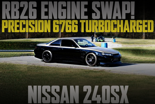 RB26 SWAP S15 FACE NISSAN 240SX