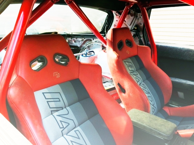 MAZDA SPEED SEATS