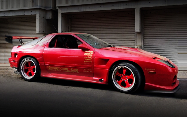 EXTERIOR SIDE FC3S RX-7