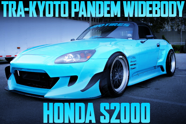 ROCKET BUNNY PANDEM WIDEBODY S2000
