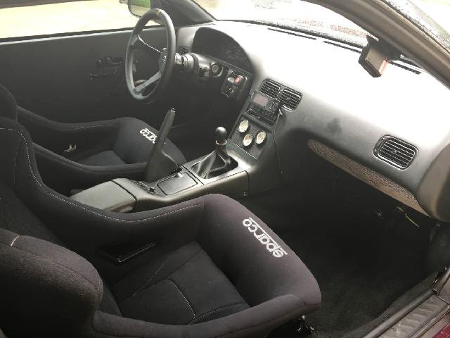 INTERIOR S13 240Sx