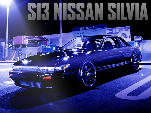 S13 SILVIA CAMBER STANCE
