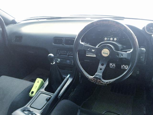 INTERIOR DASHBOARD S13 SILVIA