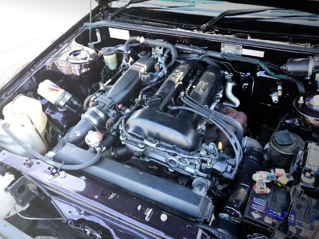 S14 SR20DET TURBO ENGINE