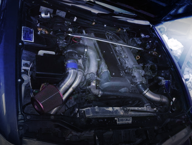 1JZ-GTE VVTi 2500cc TURBO ENGINE