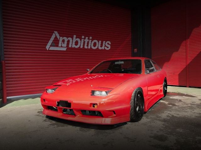 FRONT 180SX FACE S14 ONEVIA