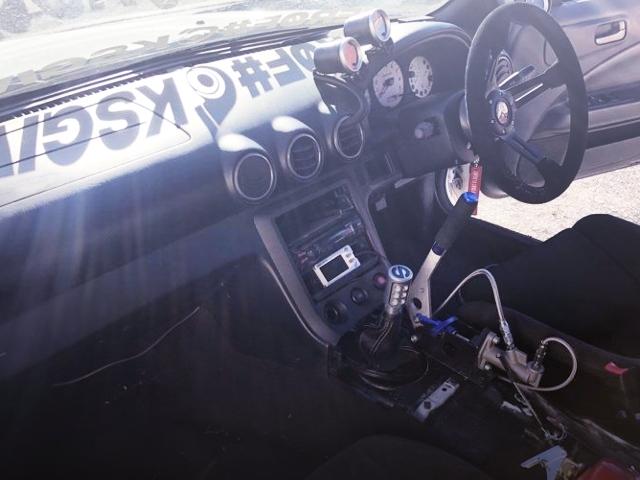 INTERIOR S15 200SX