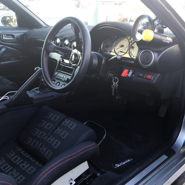 INTERIOR S15 DASHBOARD