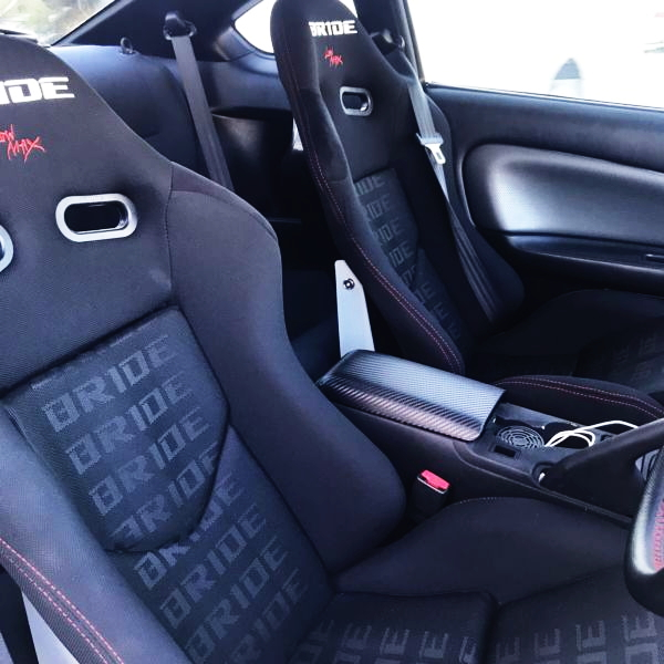 INTERIOR BRIDE SEATS