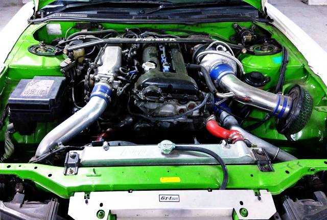 SR20DET GT3037 TURBO ENGINE