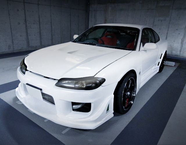 FRONT FACE S15 SILVIA WIDEBODY