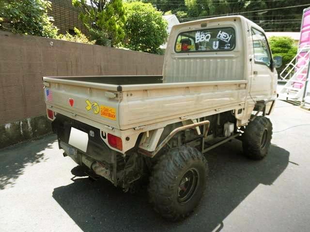 REAR TT2 SAMBAR TRUCK