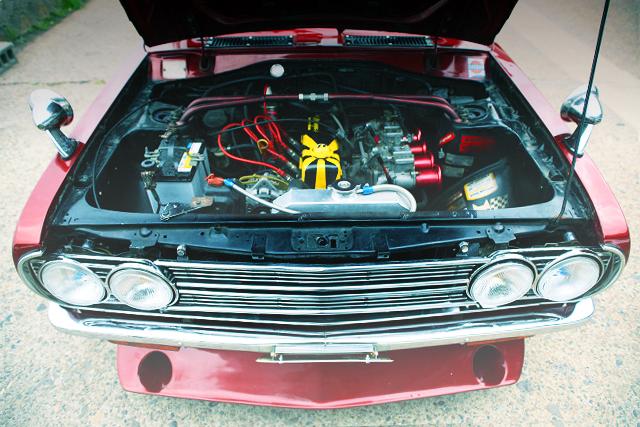 A12 1200cc ENGINE