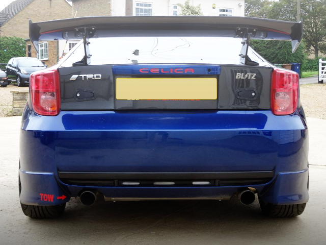 BACK TAIL LAMP T230 CELICA