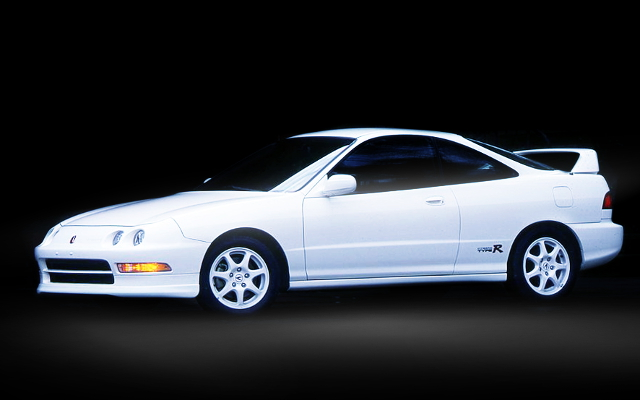 DC2 ACURA INTEGRA TYPE-R CATALOG