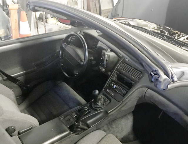 LEFT HAND DRIVE Z32 300zx