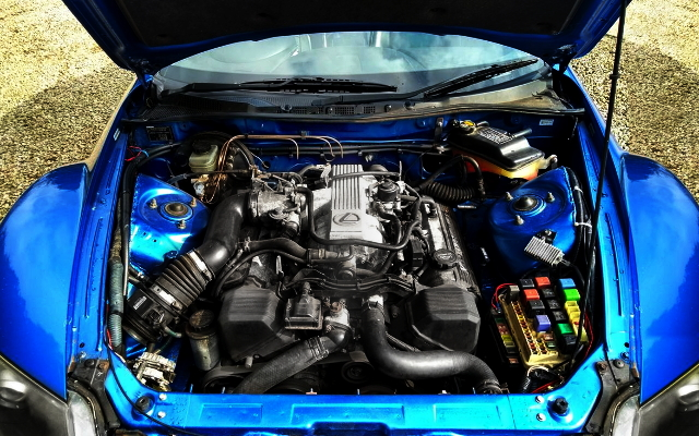 LEXUS 1UZ V8 ENGINE CONVERSION