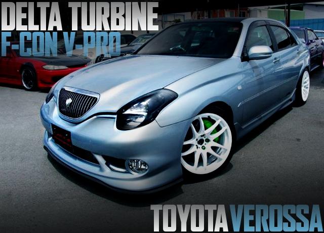 DELTA TURBINE JZX110 VEROSSA
