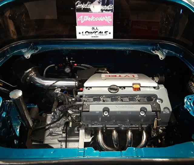 K20Z i-VTEC ENGINE