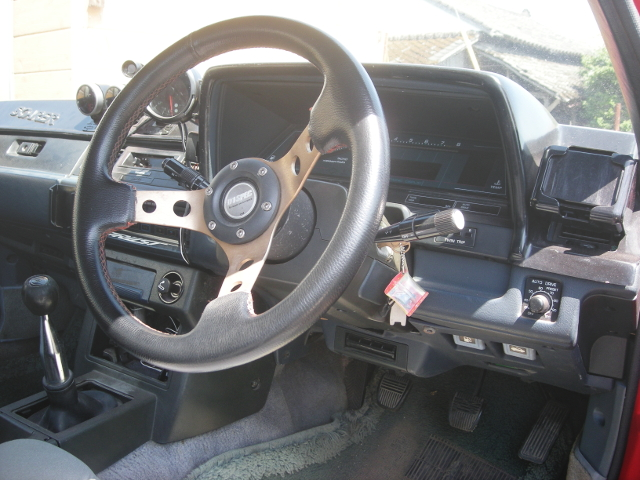 INTERIOR GZ10 SOARER