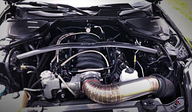 LS3 V8 ENGINE