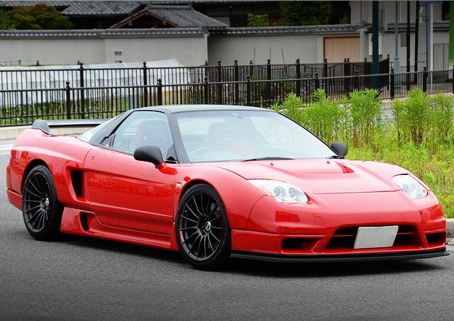FRONT FACE 02R CUSTOM NA1 NSX