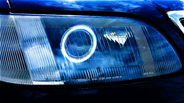 JZS147 ARISTO HEAD LIGHT
