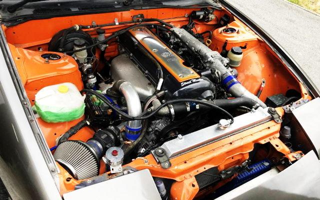 1JZ VVTi 2500cc TURBO ENGINE