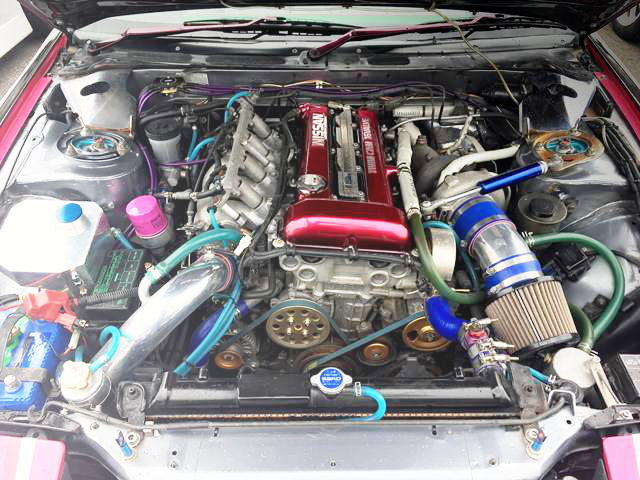 SR20DET GT3037 TURBO