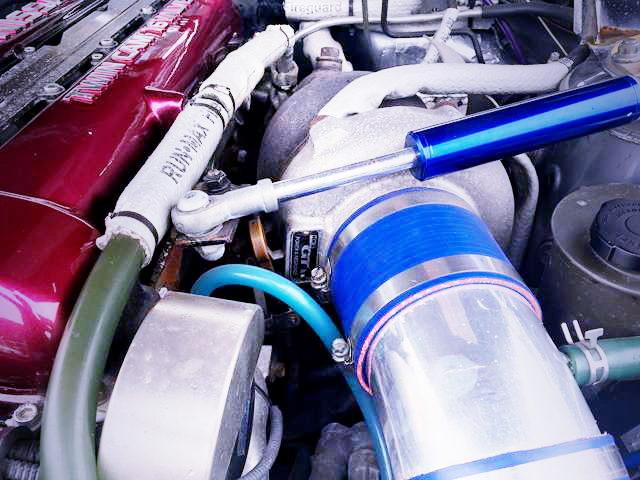 HKS GT3037S TURBINE
