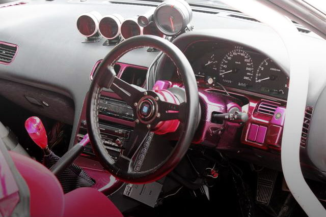 180SX DASHBOARD