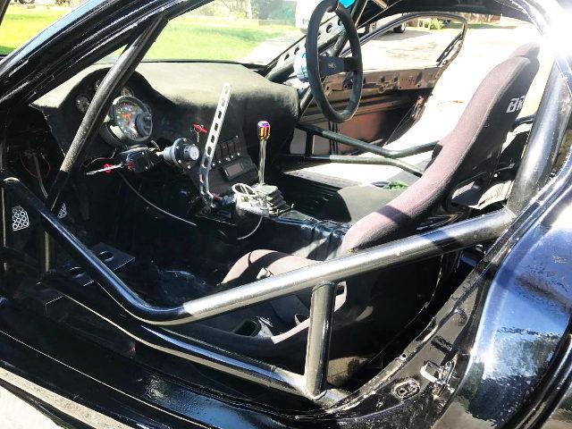 INTERIOR FD3S RX-7 LEFT HAND DRIVE